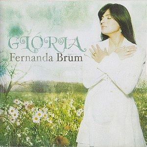 CD - Fernanda Brum – Glória