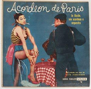 LP - Jo Basile, Acordeon E Orquestra – Acordeon De Paris