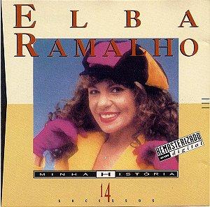 CD - Elba Ramalho (Coleção Minha História)
