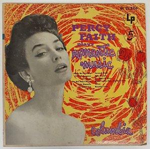 LP - Percy Faith – Plays Romantic Music Importado (US)