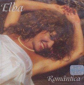 CD - Elba Ramalho – Romântica