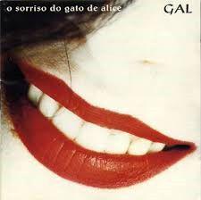 CD - Gal Costa – O Sorriso Do Gato De Alice