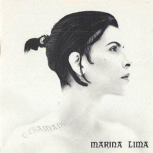 CD - Marina Lima – O Chamado