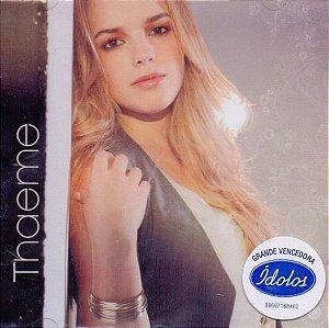 CD - Thaeme – Tudo Certo