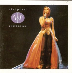 CD - Zizi Possi – Romântica