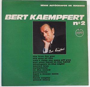 LP - Bert Kaempfert – Série Autógrafos De Sucesso N.2