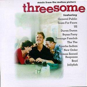 CD - Threesome: Music From The Motion Picture - (Vários Artistas) - Importado (US)