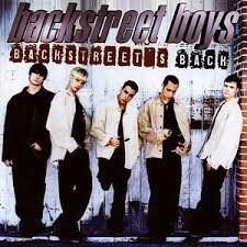 CD - Backstreet Boys – Backstreet's Back