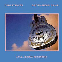 CD - Dire Straits – Brothers In Arms