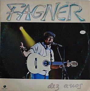 LP - Raimundo Fagner – Dez Anos