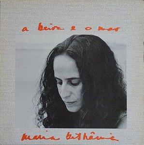 LP - Maria Bethânia - A Beira E O Mar