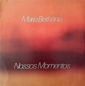 LP - Maria Bethânia - Nossos Momentos