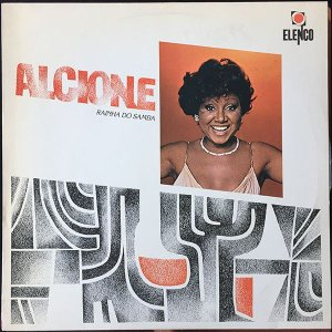 LP - Alcione – Rainha do Samba