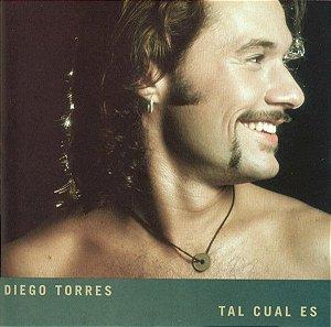 CD - Diego Torres – Tal Cual Es