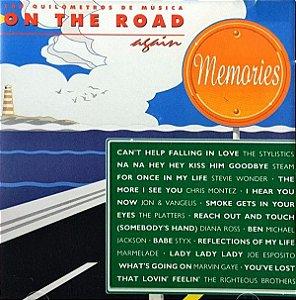 CD - On The Road Again - Memories (Vários Artistas)