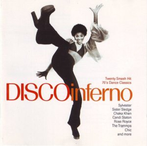 CD - Disco Inferno - Importado (Germany) (Vários Artistas)