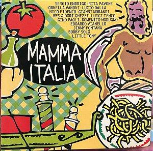 CD - Mamma Italia (Vários Artistas)