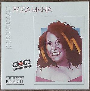 CD - Rosa Maria (Coleção Personalidade)