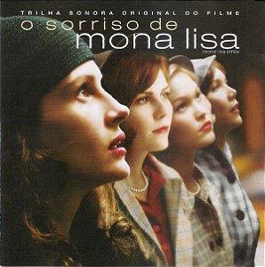 CD – O Sorriso de Monalisa (Trilha Sonora Original Do Filme) (Vários Artistas)