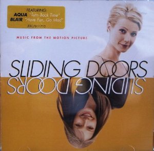 CD - Sliding Doors (Music From The Motion Picture) (Vários Artistas)