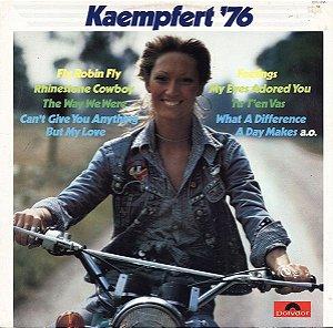 LP - Bert Kaempfert & His Orchestra – Kaempfert '76