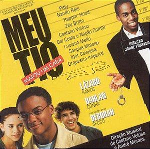 CD – Meu Tio Matou Um Cara (Music From The Motion Picture) (Vários Artistas)