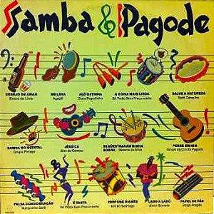 CD - Samba & Pagode (Vários Artistas)