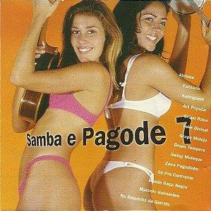CD – Samba & Pagode Volume 7 (Vários Artistas)