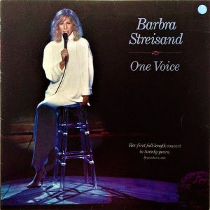 LP - Barbra Streisand – One Voice