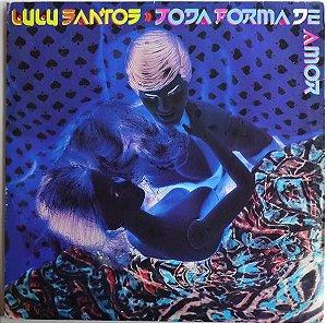 LP - Lulu Santos – Toda Forma De Amor