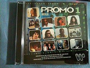 CD - Promo 1 2012 Warner Music (Vários Artistas)