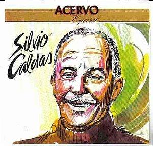 CD - Silvio Caldas (Coleção Acervo Especial) (Lacrado)