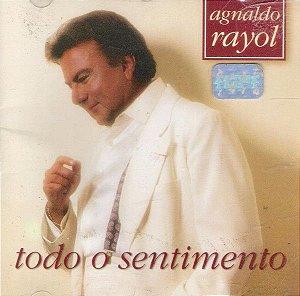 CD - Agnaldo Rayol - Todo o Sentimento