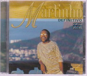 CD - Martinho da Vila - Definitivo