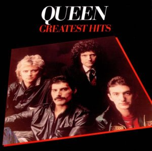 LP - Queen – Greatest Hits