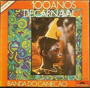 LP - Banda do Canecão – 100 Anos De Carnaval (BOX com 3 LPs)