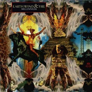 CD - Earth, Wind & Fire – Millennium