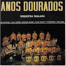 CD - Orquestra Tabajara - Anos Dourados