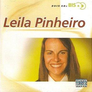 CD – Leila Pinheiro (Coleção Bis) (Duplo)