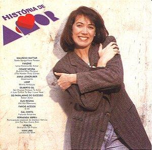 CD - História De Amor Nacional (Novela Globo) (Vários Artistas)