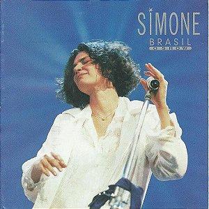 CD – Simone - Brasil (O Show)