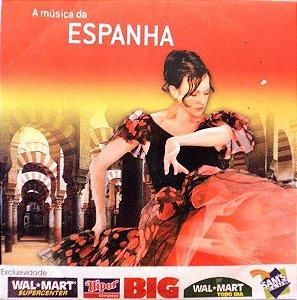 CD – A Musica da Espanha (Varios Artistas)
