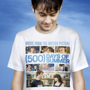 CD -  (500) Days Of Summer (Music From The Motion Picture) (Vários Artistas)