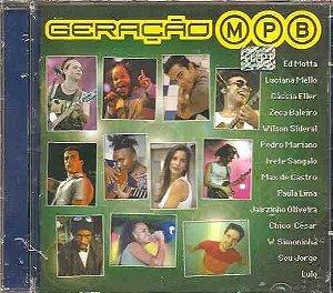 CD –  Geração MPB (Vários Artistas)