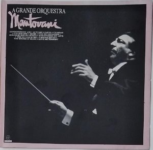 CD - Mantovani And His Orchestra - Agrande Orquestra Mantovani