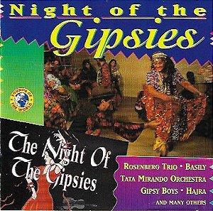 CD - The Night Of The Gipsies (Varios Artistas)