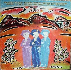 LP - Greatest Country Hits Of The 80's, 1983 (Vários Artistas)