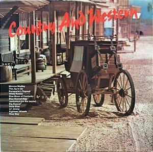 LP - Country And Western (Vários Artistas)
