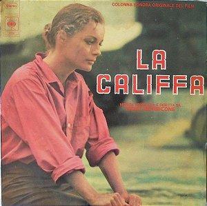 LP - Ennio Morricone – La Califfa (Colonna Sonora Originale Del Film)