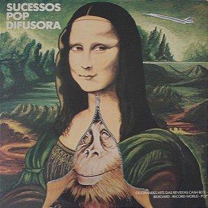 LP - Sucessos Pop Difusora - Volume 2